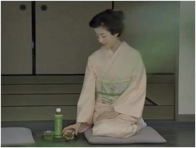 2007 洗柿色 伊右衛門はんの味磨き篇 「妻ですから・・・」
