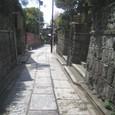 石塀小路の先には